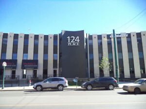 124 Street Office Space for Lease - 1250 sf - $1,350 per month
