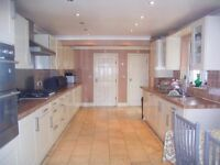 Huge extremely modern 5 bedroom house 5 min from Seven Kings ideal for sharing with garden