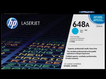 HP Laserjet  648A Cyan print cartidge