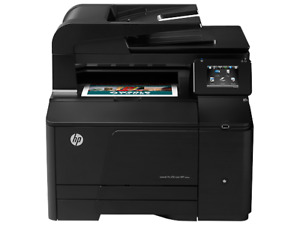 Multi-function Colour Laser Printer, Copier, Scanner and Fax