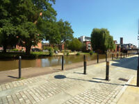 A luxury 2 bedroom apartment in immaculate condition in Chester City centre.