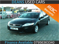2011 Ford Mondeo 2.0TDCi 140 Edge ( FINANCE AVAILABLE )