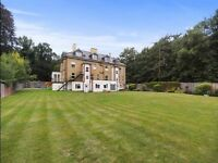 Luxurious one bed apartment set within landscaped gardens