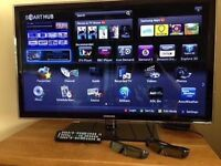 Samsung Smart True 3D Full HD LED TV Plus SkyHD+Option