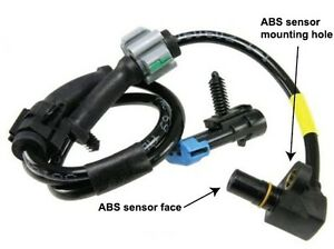 99-06 gmc/chevy right or left wheel speed sensor