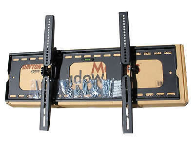 BEST TILT TV WALL MOUNT LCD PLASMA FLAT 32 TO 60 (Best Lcd Wall Mount)