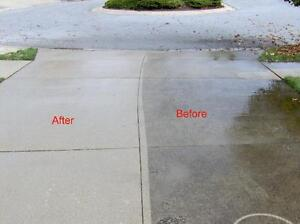 Driveway Cleaning and Sealing. Asphalt, Concrete, and more! Kitchener / Waterloo Kitchener Area image 3