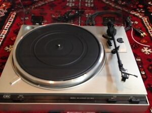 CEC 8001A TURNTABLE  NEW PRICE