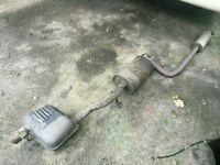 Mk1 focus exhaust