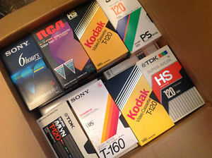 Videocassettes