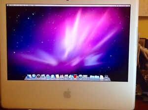 """Reconditioned 20"""" iMac"""
