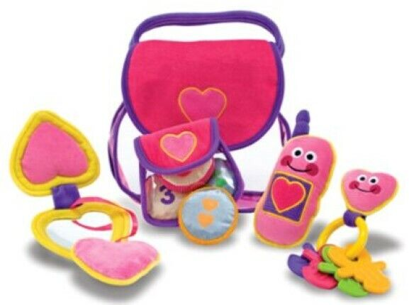 Melissa & Doug Toys - Pretty Purse Fill and Spill