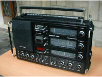Grundig satalit 3400 radio ghetto blaster retro in perfect working order