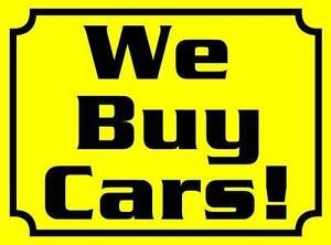 MOST MONEY PAID FOR YOUR CAR GARANTEED!!!!