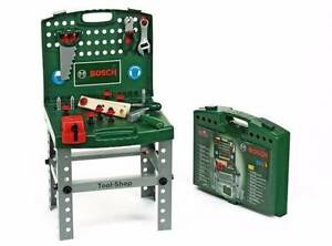 BOSCH MINI PRETEND PLAY JUNIOR WORK BENCH Minchinbury Blacktown Area Preview