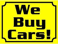 We buy cars for cash !!!