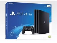 Ps4 Pro Brand new sealed
