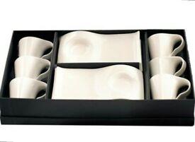 Brand New - New Wave Espresso 12 Piece Set