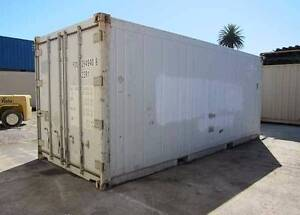20' Insulated Shipping Containers (Ex Refrigerated) 4320 Ex GST Ebor Guyra Area Preview