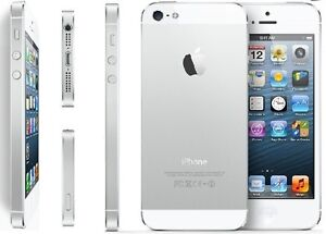 iPhone 5 16GB, Bell/Virgin, No Contract *BUY SECURE*