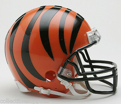 NEW CINCINNATI BENGALS REPLICA MINI NFL FOOTBALL - Bengals Helmet