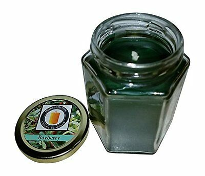Bayberry Scented 100% Beeswax Jar Candle, 8 oz