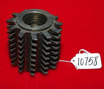 Illinois Tool Works 276140  A  Mo 10 9 Pitch 14 1 2 Degree Pa Hob  Inv 10758