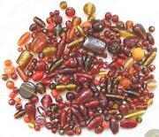 Large Amber Beads