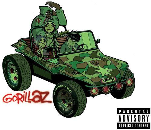 Gorillaz - Gorillaz [New Vinyl LP] Explicit