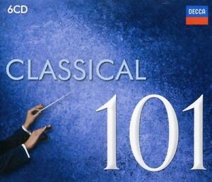 Classical 101-6 cd set-101 essential tracks-New and sealed