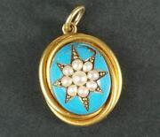 Antique Enamel Jewelry