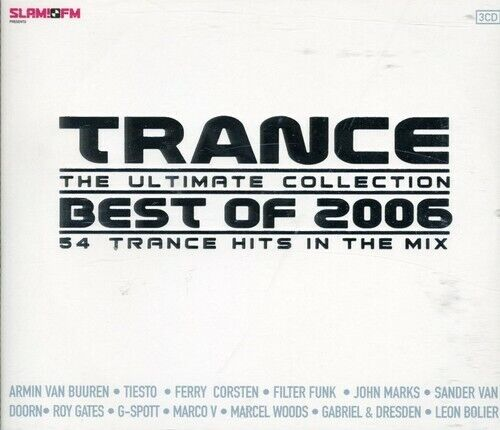 Various Artists - Best Of Trance 2006 [new Cd] Holland - Import