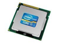 Intel 3rd Generation Core i7-3770K CPU (4 x 3.50GHz, Ivy Bridge, Socket 1155) + Stock Cooler