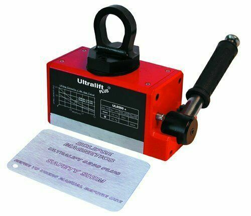 new ECLIPSE MAGNETICS #UL0275+, Ultralift Plus 275 lbs. With Safety Shim