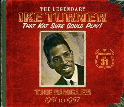 Ike Turner - That Kat Sure Could Play! [CD]