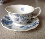Portmeirion Botanic Garden Cups and Saucers