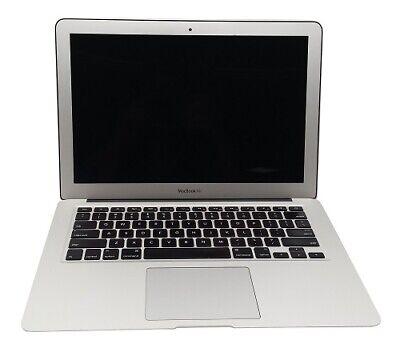 Apple MacBook Air Laptop Intel Core i5 1.70GHz 4GB RAM 240GB SSD MC965LL/A (D)