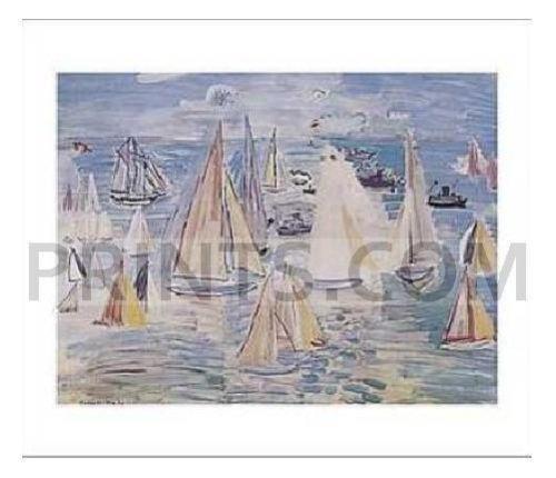Raoul Dufy Art Ebay