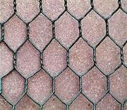 Green Wire Mesh Fencing