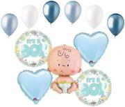 Baby Shower Balloons Boy