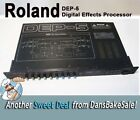 Roland Delay Signal Processors & Rack Effects