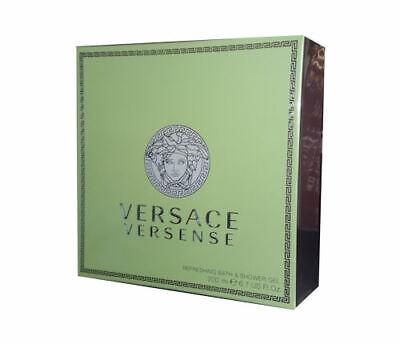 Versace Versense Shower Gel 200ml  New Sealed
