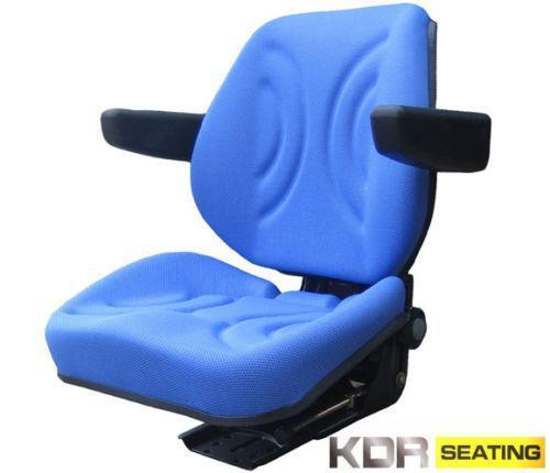 Ford New Holland 4330v Seat : New holland tractor seat ebay