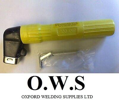400amp Electrode Holder Welding Twist Type Welder Tool Soldering Arc Rod