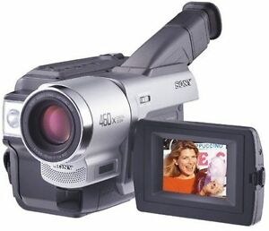 Sony Hi8 8mm CCD-TRV58 Handycam Video Camcorder Player