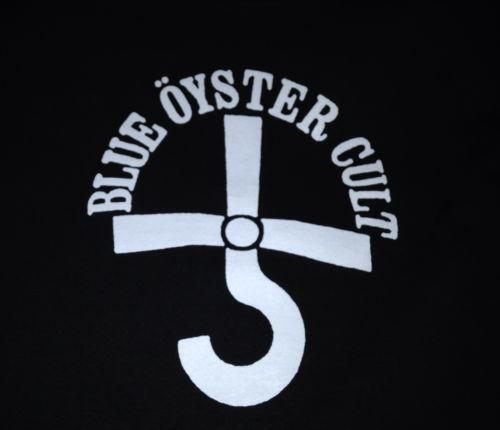 Blue Oyster Cult Shirt Ebay