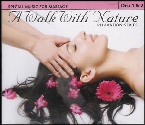 A Walk With Nature Relaxation Series - Music for Massage [4 CDs]