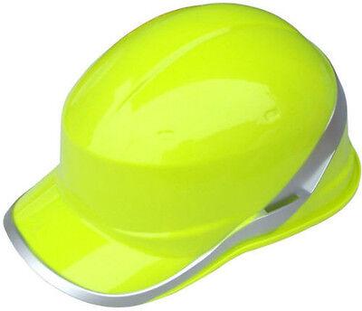 Deltaplus venitex Construction Ratchet Hard Hat / Safety Helmet,Diamond Yellow