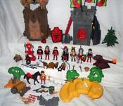 Playmobil Castle Lot