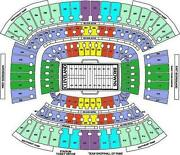 Cleveland Browns Season Tickets